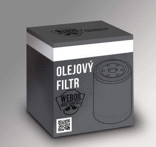 Olejový filtr Bosch pro Ford Fusion 1.4 LPG 59kW
