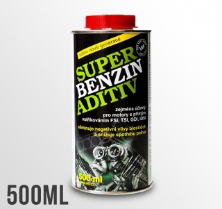 Aditivum do benzínu VIF Super benzin aditiv 500 ml